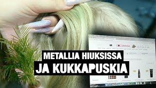 MY DAY: METALLIA HIUKSISSA JA KUKKAPUSKIA | Henry Harjusola