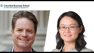 Leadership Speaker Series: Professor Michael Morris in Conversation with Lihong Wang '99