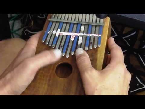 """Alto Kalimba Part to Cups (You're Gonna Miss Me When I'm Gone"""")"""