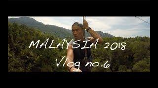 Malaysia Vlog no.6 EXCITING ESCAPE Adventure Theme Park, Penang