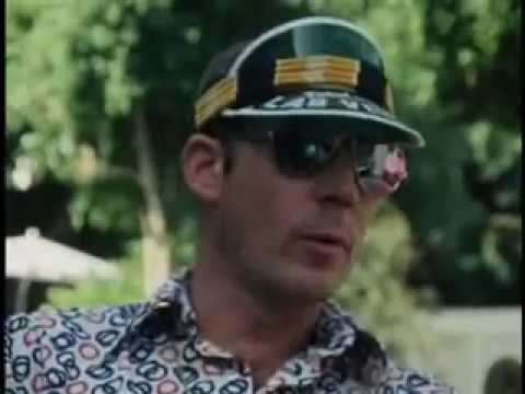 Fear and Loathing on the Road to Hollywood {Full Film} - Hunter Stockton Thompson Documentary