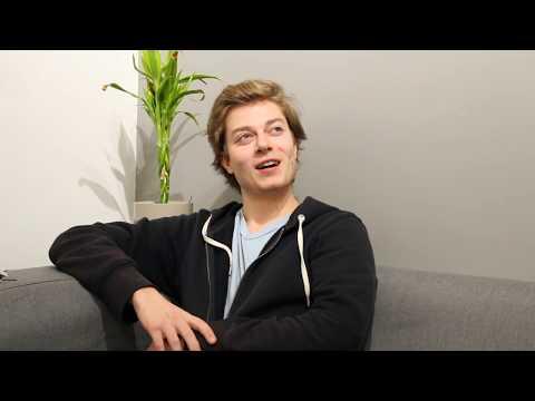 Benjamin, élève comédien au Studio Muller