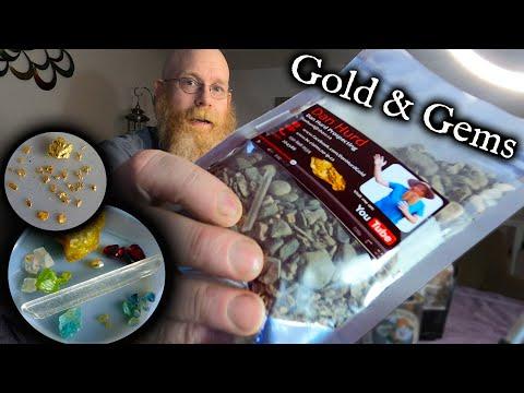 Dan Hurd's Gold And  Gem Paydirt Review!