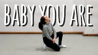 EXO (엑소) - Baby You Are | DANCE VIDEO | Choreography: Isabel…