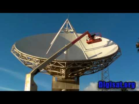 Satellite Earth Station Antenna Maintenance, Installation Services, Communications Systems, Satcom