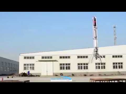 China's SpaceX competitor mimics rocket takeoffs & landings