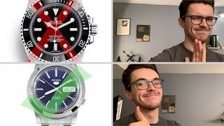 Underrated Seiko 5 Watches Part Ii From $60-$150