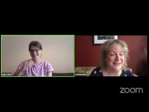 #NationalYouthJazz Wednesday: Issie Barratt in conversation with Laura Jurd