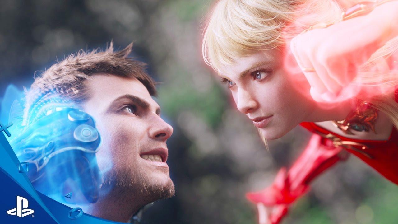 Final Fantasy XIV Stormblood Teaser Trailer PS4 YouTube