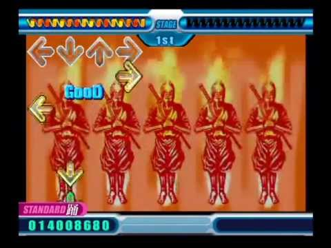 DDRMax: Dance Dance Revolution (PlayStation 2) Exotic Ethnic