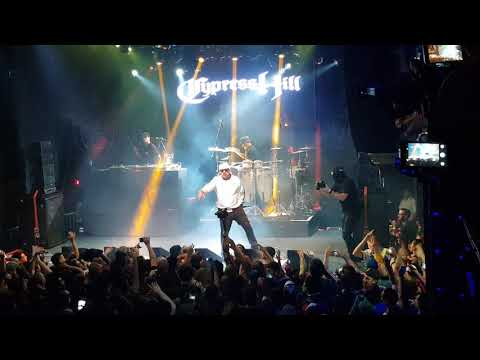 Cypress Hill - Band of Gipsies - Museum 13/10/2018