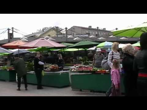 Liepāja In Your Pocket - Peter's Market (Pētertirgus)