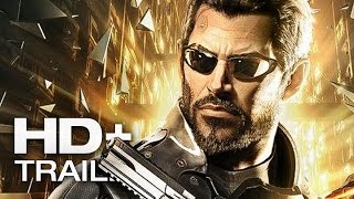 Offizieller Deus Ex Mankind Divided Trailer Deutsch German 2016  Abonnieren  httpaboytgc  Official Game Trailer  Ab 23 Aug 2016 bei