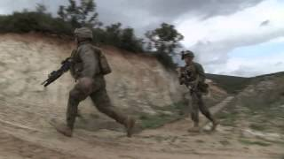 22 MEU and Hellenic Army Conduct a Mechanized Infantry Attack Exercise