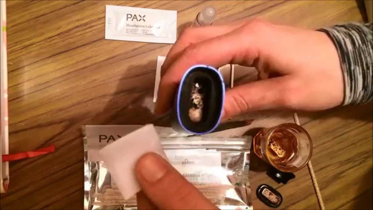 Cleaning Your Pax Vaporizer Youtube