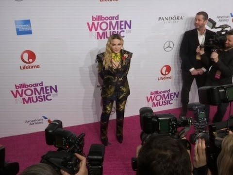Madonna honored by Billboard as