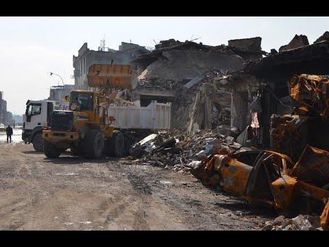 الأمم المتحدة : إزالة الألغام من الموصل تحتاج لعقد كامل  - 07:22-2018 / 2 / 15