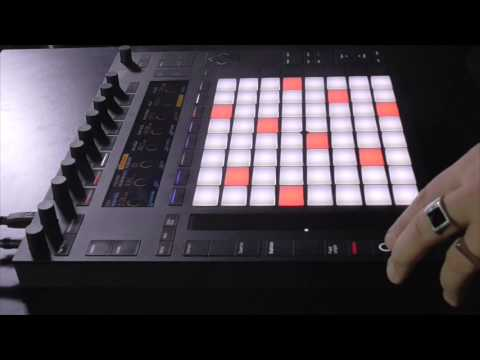 Beat Of The Day: Building Tracks Quickly With Ableton Push 2