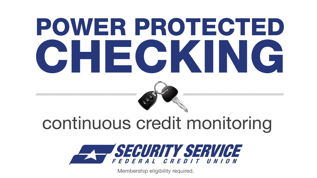 Security Service Federal Credit Union Youtube