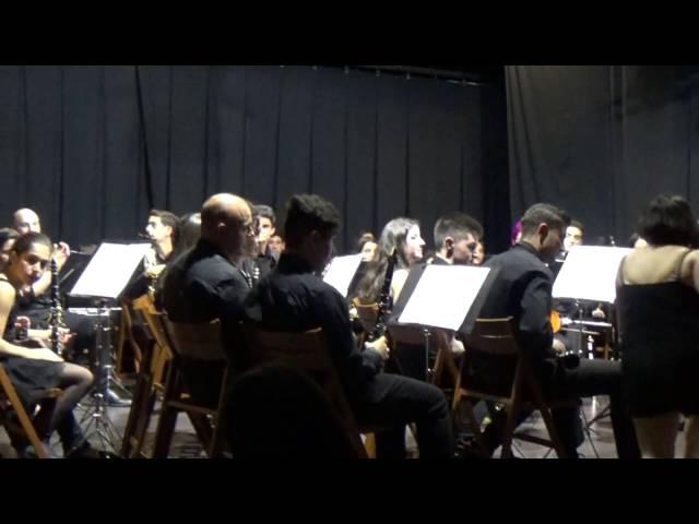 Festival fin de curso do Conservatorio