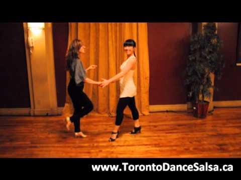Toronto Dance Salsa Beginner Salsa Combo #1