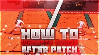 HOW TO WHOOPTY WHOOP AFTER PATCH 3! NBA 2K20 DRIBBLE TUTORIAL FOR BEGINNERS!
