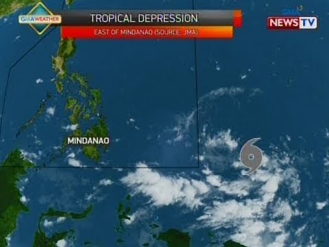QRT: Weather update as of 5:59 p.m. (June 19, 2019)