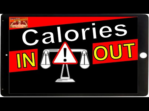 Calories In Vs Calories Out Explained