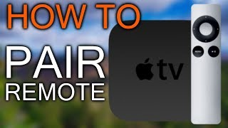 How to Control Apple TV With Apple Remote