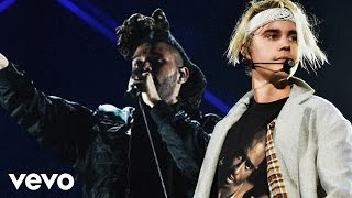 Justin Bieber VS The Weeknd (BLUX Live Battle)