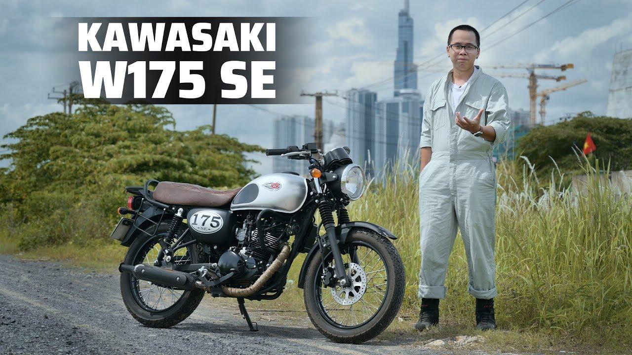 TRÊN TAY Kawasaki W175 SE