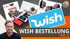 Wish Produkte: Sie sind da! Unsere Erfahrungen im Unboxing