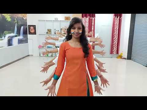 August 15th 2018 72nd Independence Day Patriotic Dance Cover