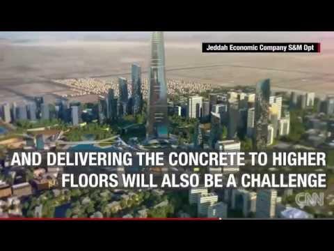 Jeddah Tower  (World