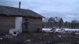 Брянск. Обыски в цыганском поселке