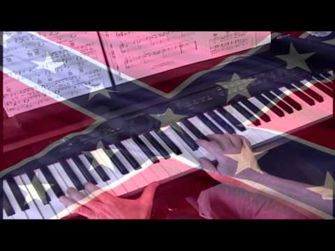 I Wish I Was In Dixie's Land -- Piano
