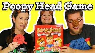 Poopy Head Game