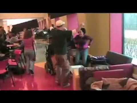 University of Michigan-Dearborn Free Hugs (Ver 2)