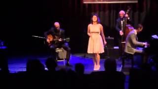 Fay Claassen & Peter Beets Trio tribute Rita Reys @ LantarenVenster 19 sept 2015