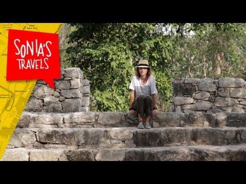 Travel Mexico: Coba Ruins - That Indiana Jones Feeling