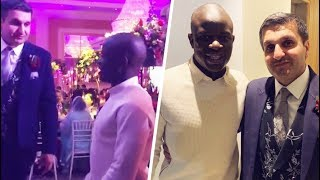 Kante stunned guests by turning up at Chelsea fans daughters wedding  Oh My Goal