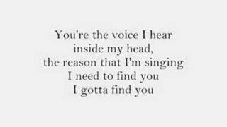 I Gotta Find You - Joe Jonas