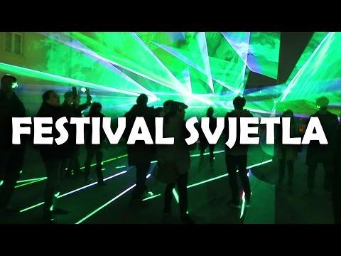 Festival svjetla Zagreb ... VLOG#60