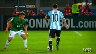33 Insane Lionel Messi Dribbles That Will Impress You ● with ARGENTINA