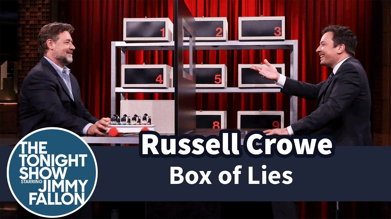 Download Box of Lies with Russell Crowe