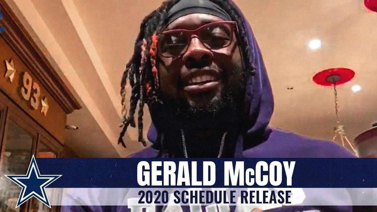 2020 Cowboys schedule: Dallas has 5 primetime games