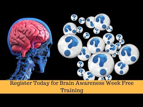 Brain Awareness Week 2018 | Free Masterclasses