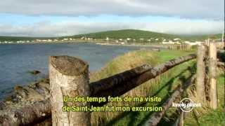 Saint-Jean, Terre-Neuve-et-Labrador (Canada) - Avec Robert Reid de Lonely Planet