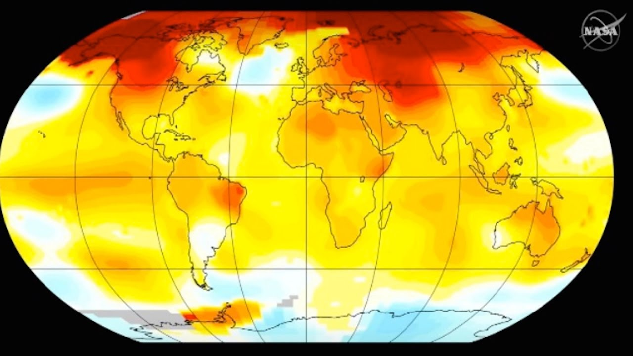 Climate Scientists Speak Out Against Trump's Plans to Cut NASA Funding