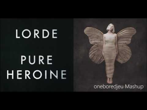 Cut Too Far - Lorde vs. AURORA (Mashup)